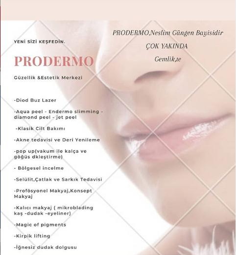 Prodermo Güzellik ve Estetik Merkezi resimleri 1