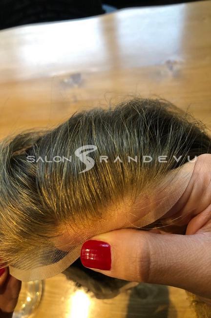Tap Hair Türkiye Akademik Protez Saç olarak verdiği hizmetin fotoğrafı 1